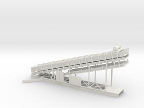 1/64 Sugar Beet Piler Main Conveyor  in White Natural Versatile Plastic