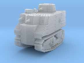 Bob Semple Tank (1:144) in Smooth Fine Detail Plastic