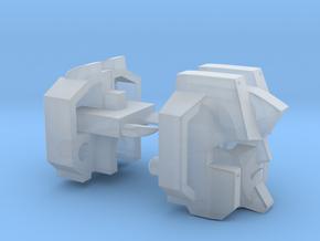 Seeker Head Combiner Version in Frosted Ultra Detail