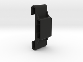 Steadicam Vest Strap Retainer in Black Natural Versatile Plastic