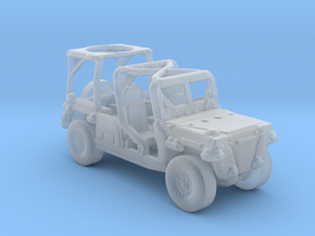 M1161 Growler 1:220 scale in Smooth Fine Detail Plastic