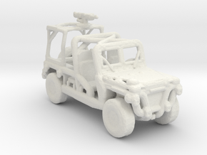 M1161 Growler v2 1:220 scale in White Natural Versatile Plastic