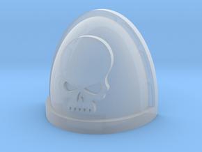HQ Mk7/8 Shoulder Pad x1 in Smoothest Fine Detail Plastic