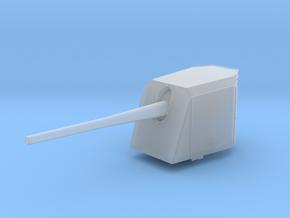 "1/72 DKM 15 cm/55 (5.9"") SK C/28 in Smooth Fine Detail Plastic"