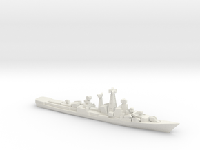 INS Rajput, 1/1800 in White Strong & Flexible