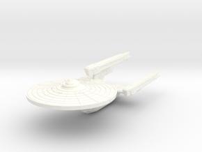 3788 Fed Dread in White Processed Versatile Plastic