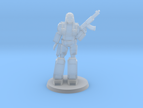 HAHO Trooper in Smooth Fine Detail Plastic