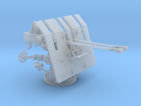 1/72 DKM 3.7cm Flak M42 Twin Mount in Smooth Fine Detail Plastic