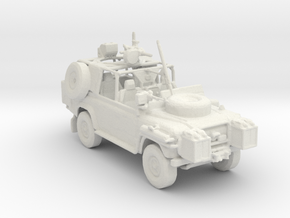 U.S. Army Ranger RSOV v2 1:220 scale in White Natural Versatile Plastic