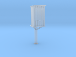PRR Telephone Shelter Box in Smoothest Fine Detail Plastic: 1:64 - S