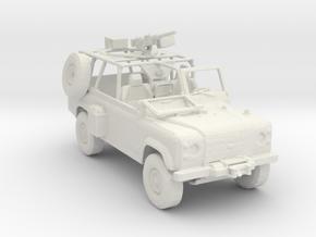 U.S. Army Ranger RSOV v3 1:160 scale in White Natural Versatile Plastic