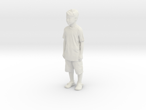 Printle C Kid 100 - 1/24 - wob in White Natural Versatile Plastic