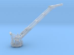 1/350 DKM hipper seaplane crane in Smooth Fine Detail Plastic