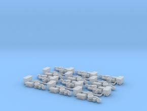 Case IH 1200 Row Unit w/ Standard Hopper (12) in Smooth Fine Detail Plastic