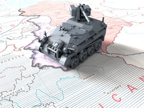 1/285 (6mm) German Wiesel 1 TOW AFV x2 in Smoothest Fine Detail Plastic