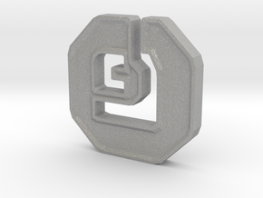 Shanix Coin in Aluminum: Medium