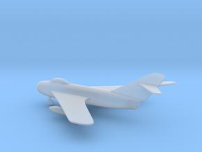 MiG-17 Fresco in Smooth Fine Detail Plastic: 1:200