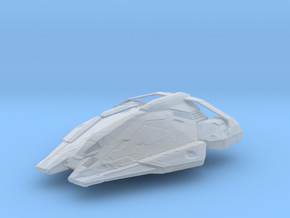 VIPER mkIV in Smooth Fine Detail Plastic: Extra Small