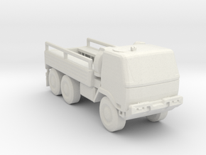 M1083 Cargo 1:160 scale in White Strong & Flexible