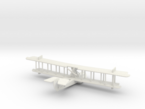 Curtiss HS-2L in White Natural Versatile Plastic: 1:200