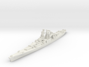 Alaska class 1/1800 in White Natural Versatile Plastic