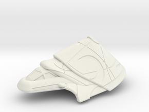 Tel'tak: 1/270 scale in White Natural Versatile Plastic
