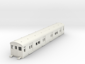 o-148-lner-single-luggage-motor-coach in White Natural Versatile Plastic