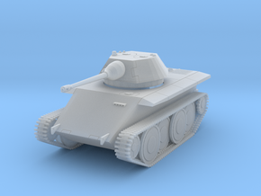 DW18C Leaopard Light Tank (E-10) (1/87) in Smooth Fine Detail Plastic