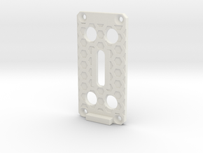 11019R0 S Power+Fix Ritchey in White Natural Versatile Plastic