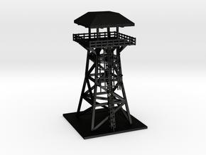 Roblox Tower in Matte Black Steel