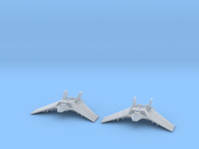 F/A-302c Set: 1/700 scale in Smooth Fine Detail Plastic