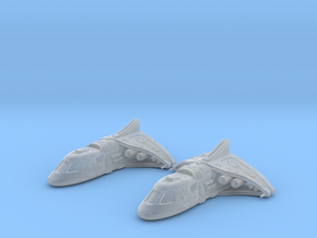 Ancient Shuttle set: 1/700 scale in Smooth Fine Detail Plastic