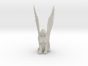 Sphinx in Natural Sandstone