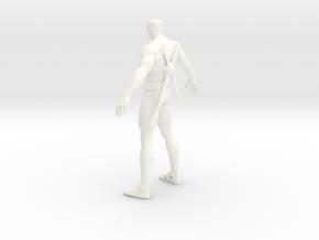Fixed Antman.obj in White Processed Versatile Plastic