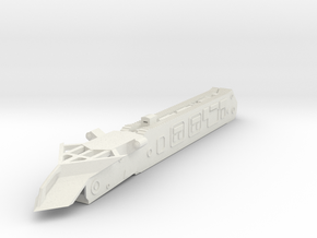 1/144 Nellie Cultivator No.6 in White Natural Versatile Plastic