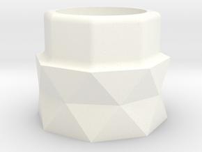 PRINTSTRUMENT07 in White Processed Versatile Plastic