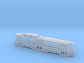 Tatra T6A2 H0 [body] in Smooth Fine Detail Plastic