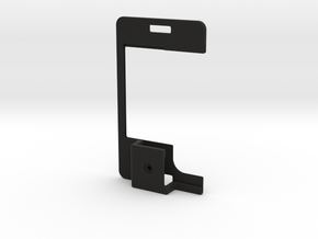 Smart Badge Holder for USB Reader in Black Natural Versatile Plastic