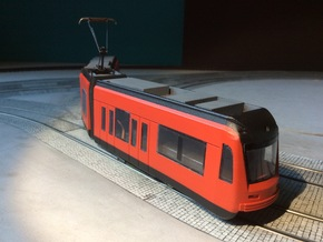 #87-4001 Siemens S70 LRV carbodies ABC in Smooth Fine Detail Plastic