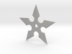 Ginko Shuriken Tool in Aluminum: Small