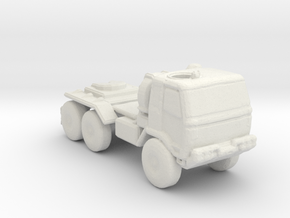 M1088 Tractor 1:285 scale in White Natural Versatile Plastic