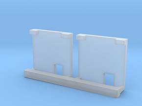 N Antenna Stand 1 in Smooth Fine Detail Plastic