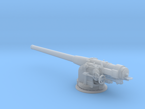 1/72 Russian 152mm /45 Naval Gun in Smooth Fine Detail Plastic
