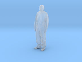 Printle C Homme 094 - 1/76 - wob in Smooth Fine Detail Plastic