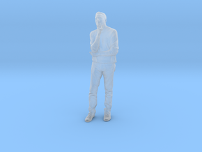 Printle C Homme 052 - 1/87 - wob in Smooth Fine Detail Plastic