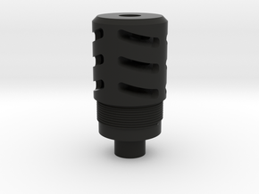 skeee's FN SPR Flashhider in Black Natural Versatile Plastic