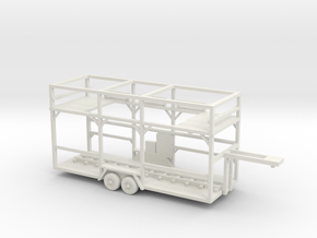 central park carnival ride by majestic, trailer wi in White Natural Versatile Plastic