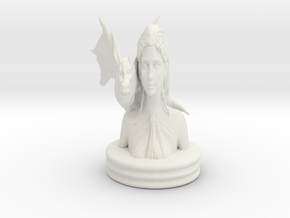 game of thrones king  in White Natural Versatile Plastic