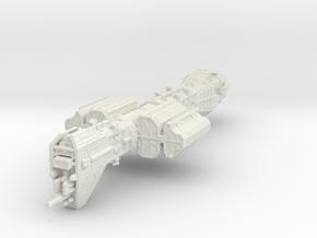 EA Omega Destroyer Hope Scale in White Natural Versatile Plastic