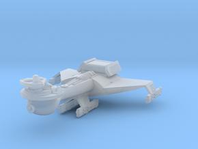 3125 Scale Klingon B10B Battleship WEM in Smooth Fine Detail Plastic